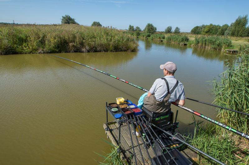 Jay Fishing Lake